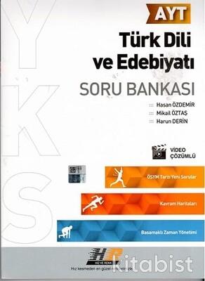 Hız ve Renk Yayınları - AYT Türk Dili ve Edebiyatı Soru Bankası