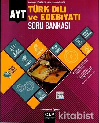 Çap Yayınları - AYT Türk Dili ve Edebiyatı Soru Bankası