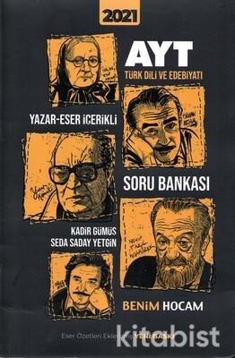 Benim Hocam Yayınları - AYT Türk Dili ve Edebiyatı Soru Bankası - 2021