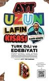Benim Hocam Yayınları - AYT Uzun Lafın Kısası Türk Dil ve Edebiyatı Konu Anlatımı
