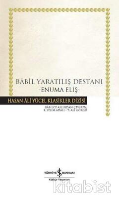 Babil Yaratılış Destanı (Ciltli)