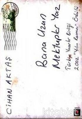 Kapı Yayınları - Bana Uzun Mektuplar Yaz