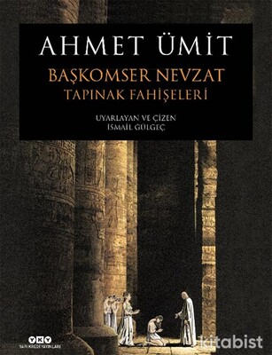 Yapıkredi Yayınları - Başkomser Nevzat 2 - Tapınak Fahişeleri