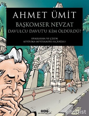 Yapıkredi Yayınları - Başkomser Nevzat 3 - Davulcu Davut'u Kim Öldürdü?