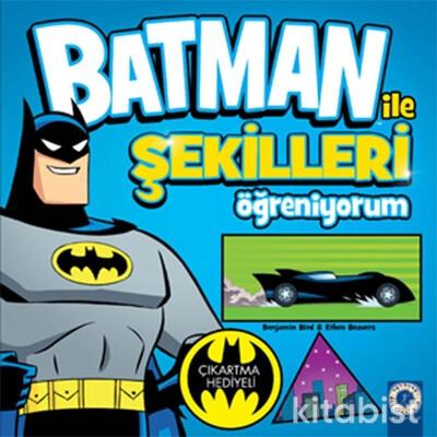 Artemis Yayınları - Batman İle Şekilleri Öğreniyorum