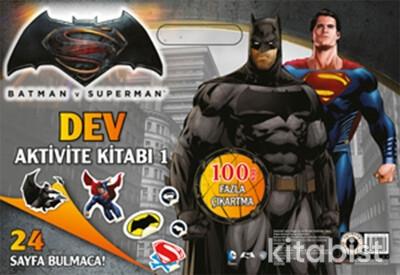 Artemis Yayınları - Batman V Superman Dev Aktivite Kitabı 1