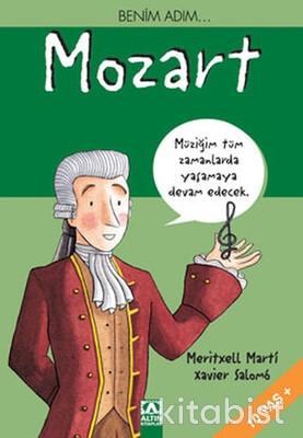 Altın Kitaplar - Benim Adım Mozart
