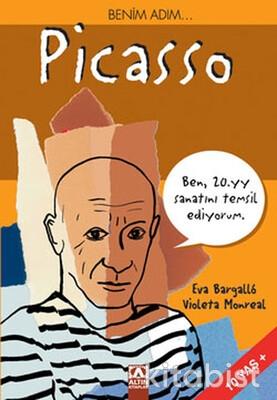 Altın Kitaplar - Benim Adım Picasso