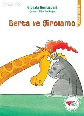 Can Çocuk Yayınları - Berta ve Girolamo
