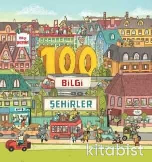 Bilgi Pencereleri 100 Bilgi Şehirler