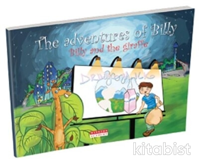 Winston Academy - Billy And The Giraffe - The Adventures Of Billy