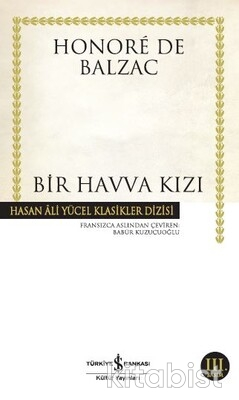 İş Bankası Yayınları - Bir Havva Kızı(K.Kapak)