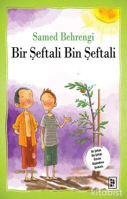 Parodi Yayınları - Bir Şeftali Bin Şeftali