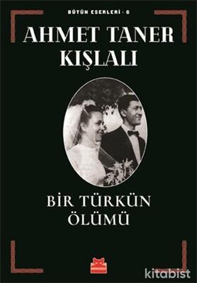 Kırmızı Kedi Yayınları - Bir Türkün Ölümü
