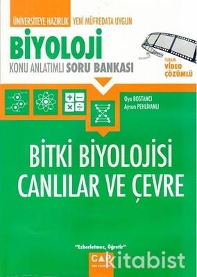 Çap Yayınları - Biyoloji - Bitki Biyolojisi Canlılar ve Çevre Konu Anlatımlı Soru Bankası