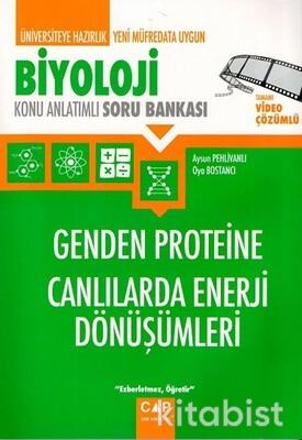 Çap Yayınları - Biyoloji - Genden Proteine Canlılarda Enerji Dönüşümleri Konu Anlatımlı Soru Bankası