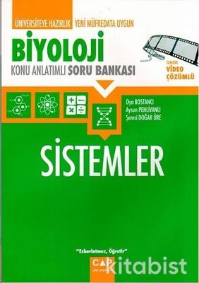 Çap Yayınları - Biyoloji - Sistemler Konu Anlatımlı Soru Bankası