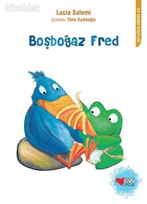Can Çocuk Yayınları - Boşboğaz Fred