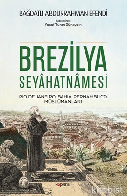Kopernik Kitap - Brezilya Seyahatnamesi