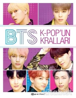 Epsilon Yayınları - Bts K-Pop un Kralları