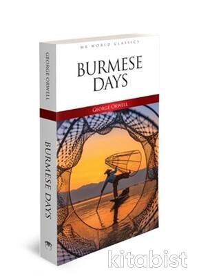 Mk Publications - Burmese Days