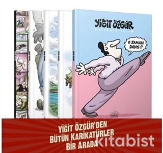 Nemesis Yayınları - Bütün Karikatürler Set -5 Kitap