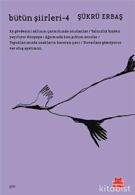Kırmızı Kedi Yayınları - Bütün Şiirleri-4