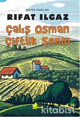 Çınar Yayınları - Çalış Osman Çiftlik Senin