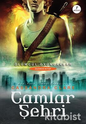Artemis Yayınları - Camlar Şehri Ölümcül Oyuncak 3
