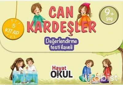 Hayat Yayınları - Can Kardeşler Set 9+