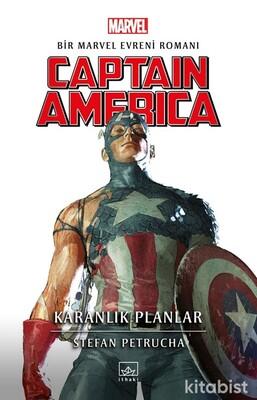 İthaki Yayınları - Captain America: Karanlık Planlar