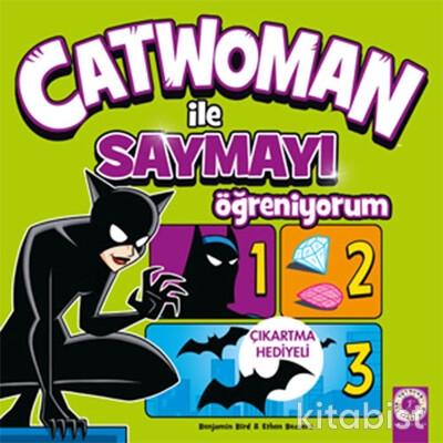 Artemis Yayınları - Catwoman İle Saymayı Öğreniyorum