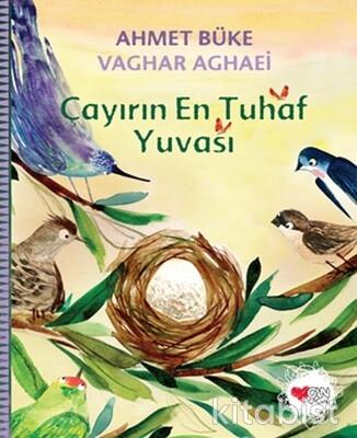 Can Çocuk Yayınları - Çayırın En Tuhaf Yuvası