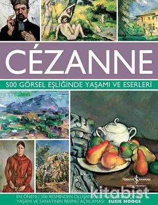 Cezanne-500 Görsel Eş.Yaşamı Ve Eserleri