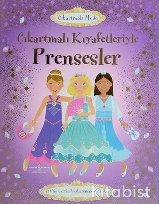 İş Bankası Yayınları - Çıkart.Kıy.Prensesler
