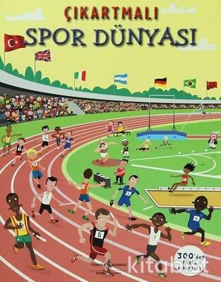 İş Bankası Yayınları - Çıkart.Spor Dünyası