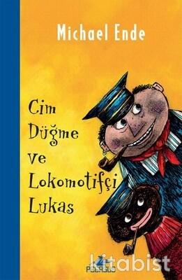 Pegasus Yayınları - Cim Düğme Ve Lokomotifçi Lukas