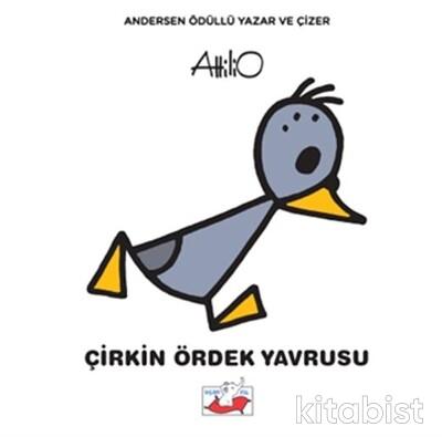 Uçan Fil Yayınları - Çirkin Ördek Yavrusu