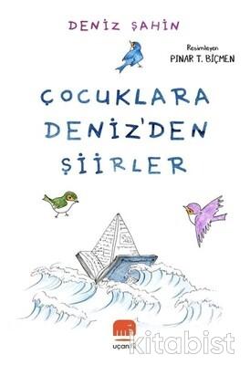 Uçan Fil Yayınları - Çocuklara Deniz'den Şiirler