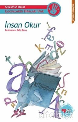 Can Çocuk Yayınları - Çocukların Hakları Var-5 İnsan Okur