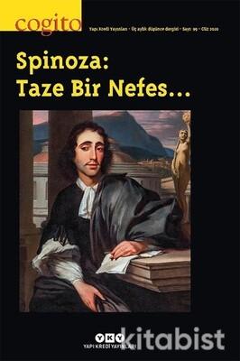 Yapıkredi Yayınları - Cogito-Spinoza-Taze Bir Nefes