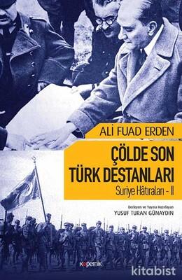 Kopernik Kitap - Çölde Son Türk Destanları