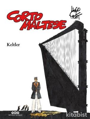 Yapıkredi Yayınları - Corto Maltese Cilt 4 - Keltler