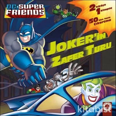 Artemis Yayınları - Dc Super Frıends Jokerin Zafer Turu