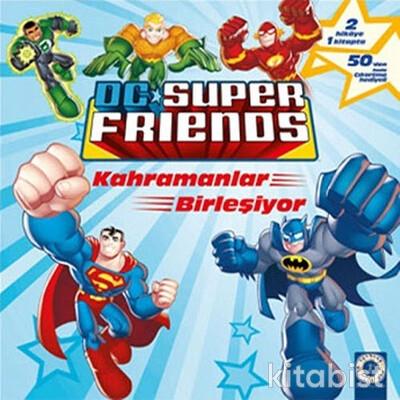 Artemis Yayınları - Dc Super Frıends Kahramanlar Birleşiyor
