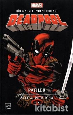 İthaki Yayınları - Deadpool-Patiler