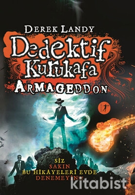 Artemis Yayınları - Dedektif Kurukafa Armageddon