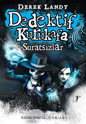 Artemis Yayınları - Dedektif Kurukafa Suratsızlar K.Kapak