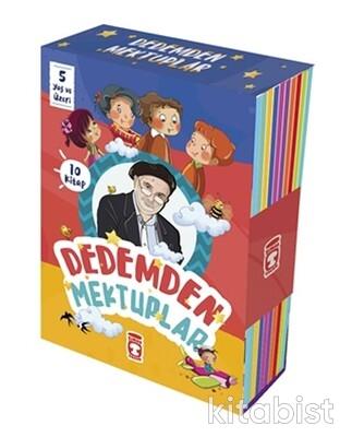 Timaş Çocuk Yayınları - Dedemden Mektuplar Seti (10 Kitap Takım)