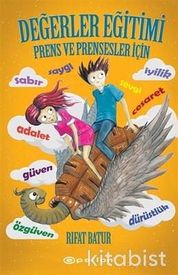 Epsilon Yayınları - Değerler Eğitimi Prens ve Prensesler İçin